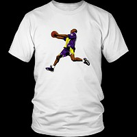 "Kobe Bryant ""Dunk Champ"" Shirt"