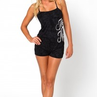 Metal Mulisha PROPS ROMPER: Maidens Tops Sale Maidens Metal Love