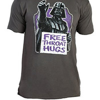 Star Wars Darth Vader Free Throat Hugs T-shirt