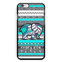 IVORY ELLA Aztec Pattern Print On Hard Cover Case For iPhone 6/6s, iPhone 7 Plus