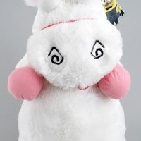 """1 X Despicable Me """"It's So Fluffly"""" 16"""" Inch Unicorn Pillow Agnes"""