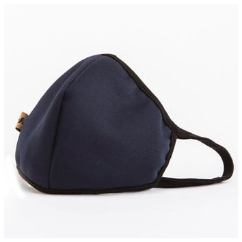 Keeping it in Style! Solid Navy Face Masks - Covid 19