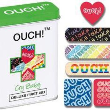 OUCH! Cry Baby Bandages