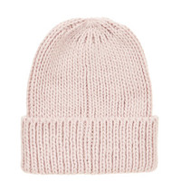 Fisherman Beanie - Blush