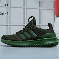 ADIDAS NEO CLOUDFOAM ULTIMATE non-slip wearable casual shoes F-A-FJGJXMY #4
