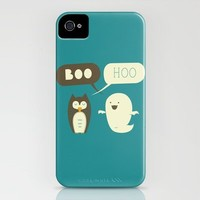 Boo Hoo iPhone Case by AGRIMONY // Aaron Thong | Society6