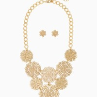 Marina Spin Necklace Set | Fashion Jewelry | charming charlie