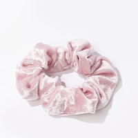 Smooth Velvet Scrunchie