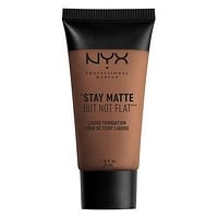 NYX Stay Matte But Not Flat Liquid Foundation - Cocoa - #SMF19