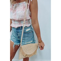 Out The Door Purse: Natural