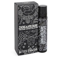 This is Him by Zadig & Voltaire Mini EDT Spray .6 oz  for Men