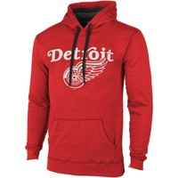 Alta Gracia (Fair Trade) Detroit Red Wings Red Pablo Pullover Hoodie