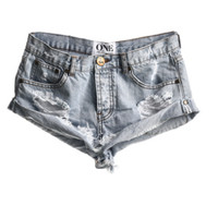 One Teaspoon Bandits in Le Homme - Size 27