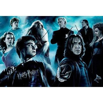 Harry Potter and the Half-Blood Prince 27x40 Movie Poster (2009)