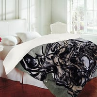 Joshua Samuel Bemelen Purpose Lifts The Nerve Duvet Cover
