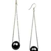 The Old Ball and Chain Earrings