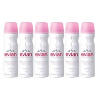 Evian Facial Water Spray (6-Pack) ($42 Value) (Online Only)