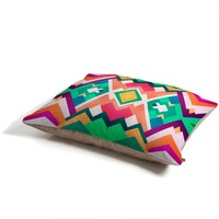 Elisabeth Fredriksson Summer Peaks Pattern Pet Bed