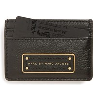 Women's MARC BY MARC JACOBS 'Too Hot to Handle' Card Case