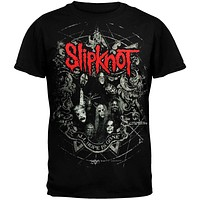 Slipknot - Star Crest T-Shirt
