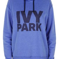 Ivy Park Logo Pullover Hoodie by Ivy Park - Ivy Park - Clothing