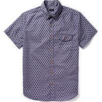 J.Crew - Printed Cotton Short-Sleeved Shirt | MR PORTER