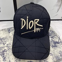 Dior Fashion  Cap Women Men Dior Sports Sun Hat