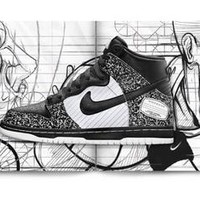 Nike Dunk High Premium BTS