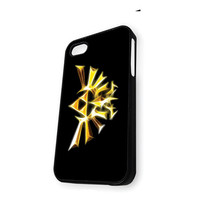 zelda triforce iPhone 4/4S Case