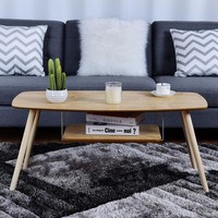 Coffee Table End Side Table Solid Wooden