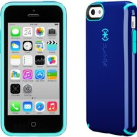 Speck Products CandyShell Case for iPhone 5c  - Black/Slate Grey
