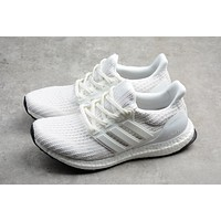 Adidas Ultra Boost Ub 4 0 White Bb6168