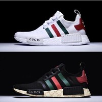 Adidas x GUCCI NMD Fashion Women Casual Running Sneakers Sport Shoes-1