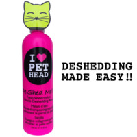 De Shed Me Miracle Deshedding Rinse for Cats | Pet Head