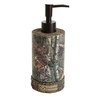 Realtree Xtra Camo Bath Lotion Pump