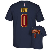 adidas Cleveland Cavaliers Kevin Love Tee