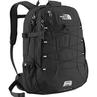 The North Face Borealis Backpack Womens (Shocking Pink/Gem Pink:)