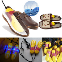 Dry shoes, Europe, dry shoes running shoes sterilization warm shoe baking equipment voilet light dryer foot Deodorant heater