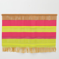 Color Block Wall Hanging by kasseggs