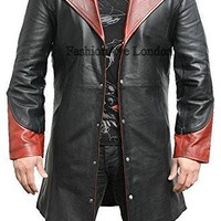 Devil May Cry - Genuine Leather Jacket / Coat