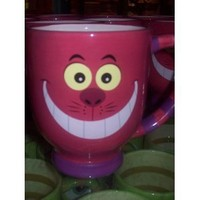Disney Parks Exclusive : Cheshire Cat Mug