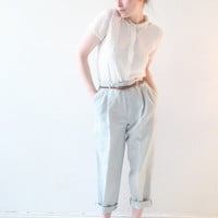 Grey Carrot - 80s Vintage Trousers