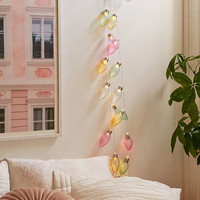 Battery Powered Pastel Bulb String Lights - Urban Outfitters