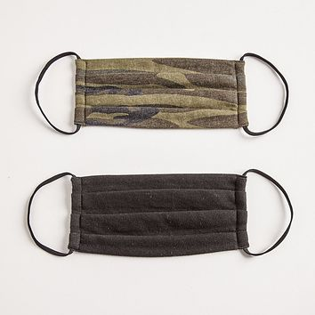 Z Supply - Camo Face Mask (Pack of 2)