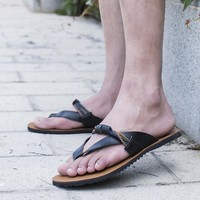 Summer Strong Character Stylish Flat Slippers [10493684227]