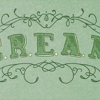 C.R.E.A.M. by esymai on Etsy