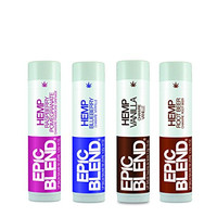 Epic Blend - Organic Hemp Lip Balm Berry Creme Collection - Assorted