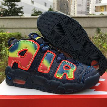 Nike Air More Uptempo QS 847652-400 Shoe Size 36-40
