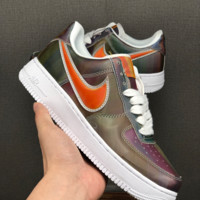 HCXX 19June 1147 Nike Air Force 1 LV8 Utility Low Laser Skateboard Shoes