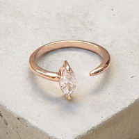 Marquis Ring - Rose Gold